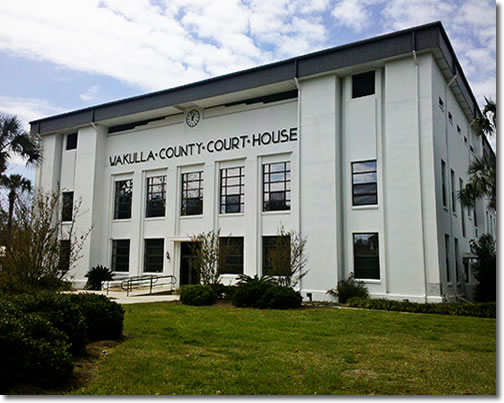 Wakulla County Courthouse